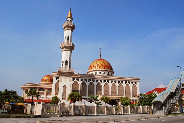 Masjid Jamek Al-Amaniah
