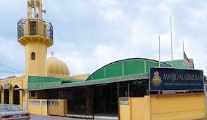 Masjid Al-Ubudiah, Segambut Dalam