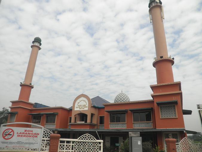 Masjid Jamek Saad Bin Abi Waqqas