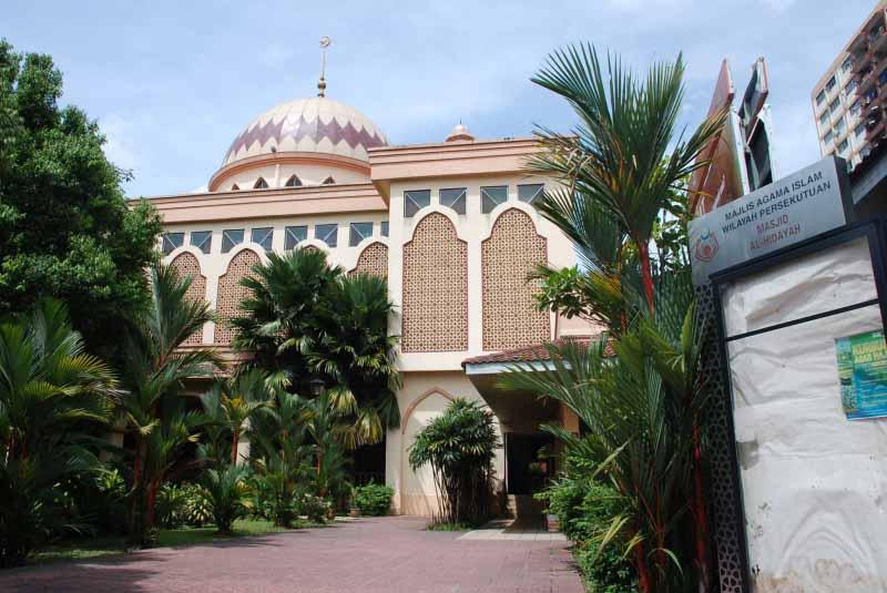 Masjid Al-Hidayah, Sentul Pasar
