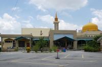 Masjid Muadz Bin Jabal, Persiaran Setiawangsa