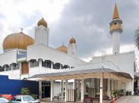 Masjid Khalid Ibnu Al-Walid