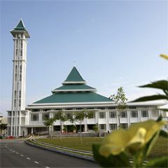 Masjid Sayyidina Abu Bakar, UTeM